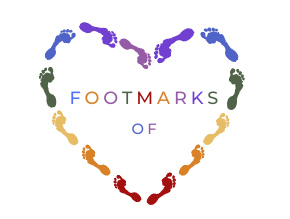 FOOTMARKS OF LOVE